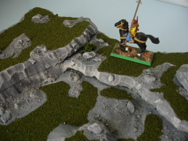 Stand alone wargame terrain set A513-1