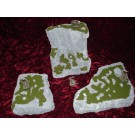 3 piece Rock Hill wargame terrain set 3PRH1