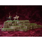 4 piece stackable wargame terrain hills set B426-4