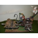 Chariot with 2 Orc riders