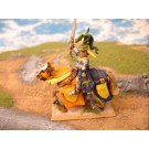 Mounted Knight painted miniature