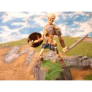 Giant Skeleton painted miniature